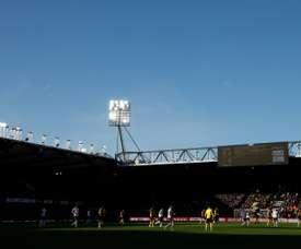 O Watford confirma três positivos para COVID-19. AFP