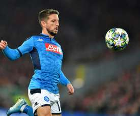 Mertens vicinissimo all'Inter. AFP