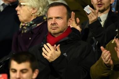 Ed Woodward could offer Neville a position at Man Utd. AFP