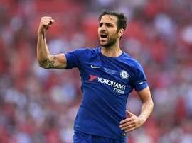 Fabregas' absence is already being felt at Chelsea. GOAL
