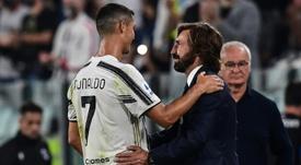 Juventus won 3-0. AFP
