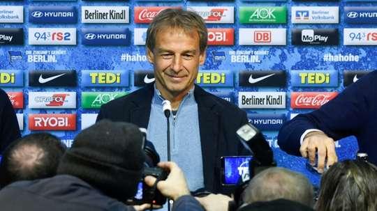 Klinsmann a choisi les deux meilleurs joueurs de l'histoire. AFP