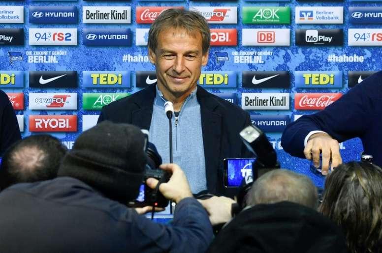 Klinsmann eligió a los dos mejores de la historia. AFP