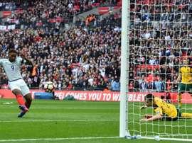 Jermain Defoe scored for England on his return.