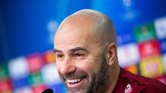 Leverkusen prolonge Bosz jusqu'en 2022. AFP