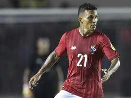 Henriquez a été tué par balles au Panama. AFP