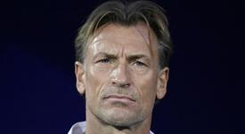 Hervé Renard, nuevo seleccionador de Arabia Saudí. AFP