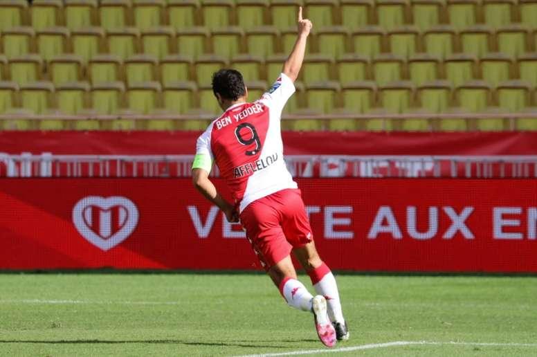 Les compos probables du match de Ligue 1 entre Monaco et Nîmes. afp
