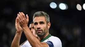 L'épineuse prolongation de contrat de Loïc Perrin. AFP