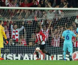 L'Atlético boude. AFP