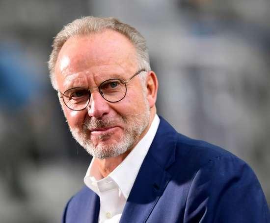 Soupçons de racisme au Bayern, Rummenigge furieux. afp