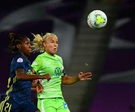 Chelsea recrute l'attaquante danoise Pernille Harder. afp