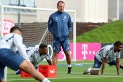 Le Bayern reprend l'entraînement dès aujourd'hui. AFP