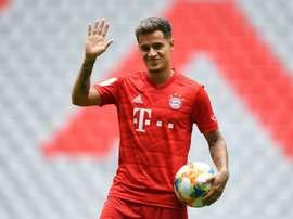 Pochettino quer Coutinho no Tottenham. AFP