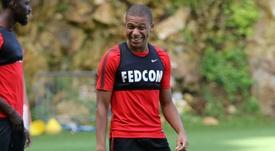 Mbappé, sin convocar. AFP