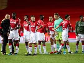 Monaco surclasse Brest et revit. AFP