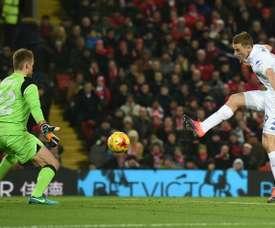 El Leeds recupera sensaciones. AFP