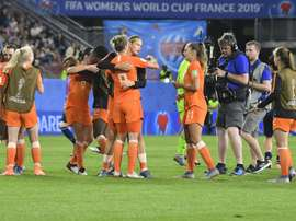 es Pays-Bas qualifiés pour les quarts de finale. AFP