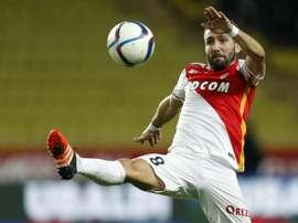 Moutinho serait dans le viseur de la Lazio de Rome. AFP