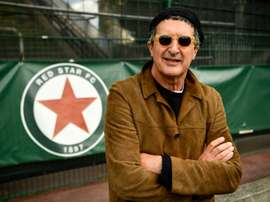 Le Red Star revient en Ligue 2. AFP