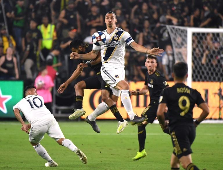 Quand Zlatan Ibrahimovic a crié sur ses coéquipiers — LA Galaxy