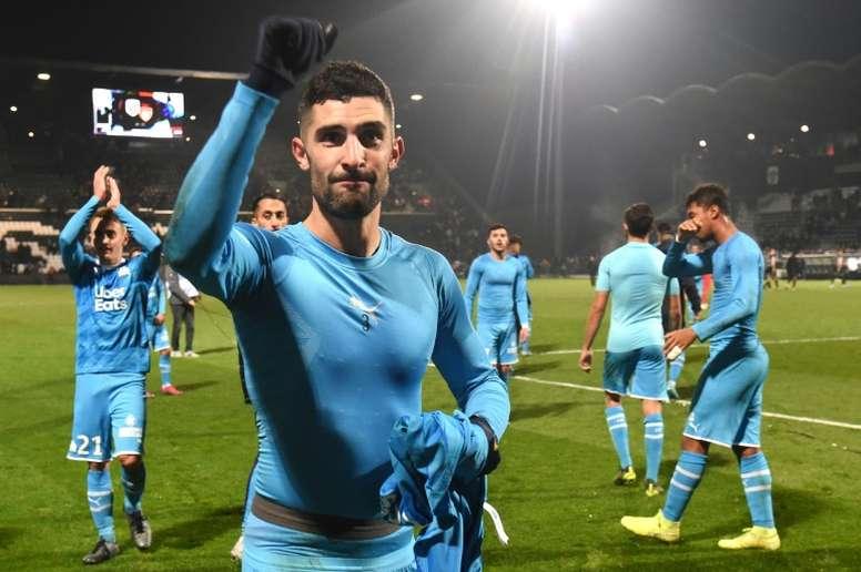 Alvaro Gonzalez rêve de sélection espagnole. AFP