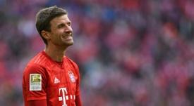 Rechazó que existiese un distanciamiento entre entrenador y jugador. AFP