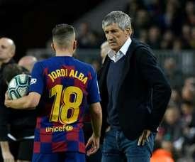 Ce Barça ne cesse de faire du bruit. AFP