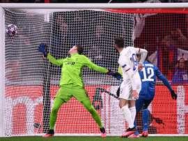 OL–Juventus, porte d'entrée du coronavirus en France ? AFP