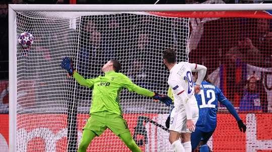 OL–Juventus, porte d'entrée du coronavirus à Lyon ? AFP