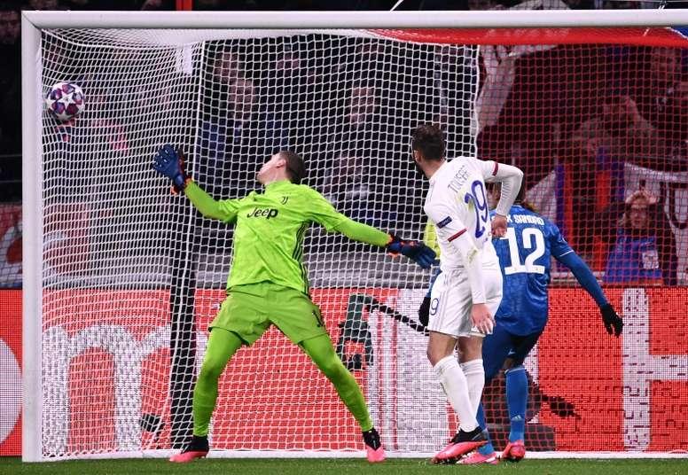 Le préparateur physique de l'OL espère que la Juve perde le titre avant le 8e retour. AFP