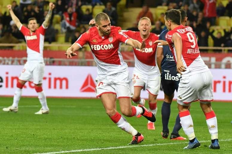 Monaco deve ter de volta mais de 20 jogadores emprestados. AFP