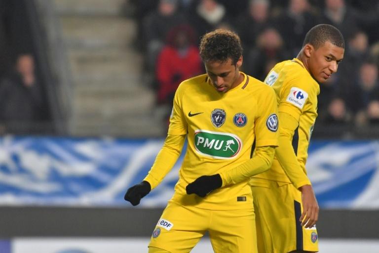 Possible retour de Neymar samedi contre Montpellier — PSG