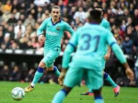 Il Barcellona batte il Leganes. AFP