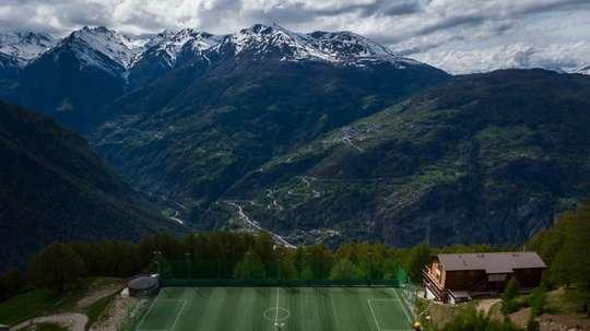 L'Euro de foot des sommets finalement reporté à 2021. AFP
