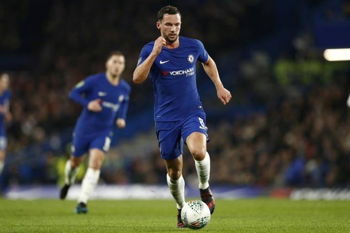 Os três jogadores que podem acabar saindo do Chelsea. AFP