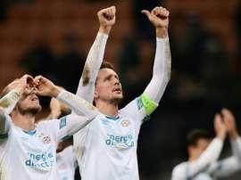 Inter peut pleurer. AFP