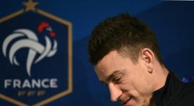 Laurent Koscielny no vestirá más la camiseta de Francia. AFP/Archivo