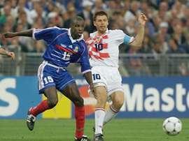 Un renfort français souhaité par la Juventus. AFP