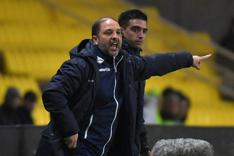 L'entraîneur Pablo Correa prolonge à Auxerre