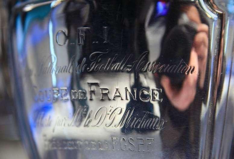 Le petit poucet s'offre Auxerre au 8e tour de Coupe de France. AFP