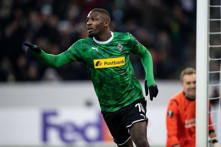 El 11 de marzo se disputará el 'Gladbach-Köln. AFP