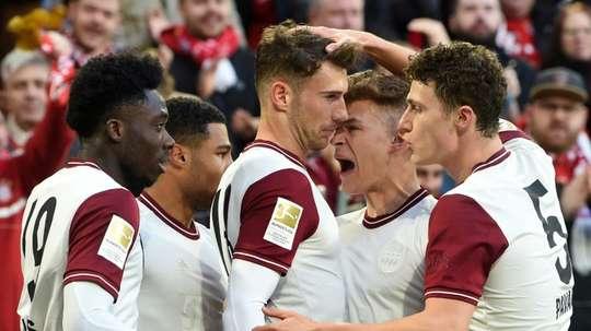 OFFICIEL : Le football allemand, suspendu jusqu'au 2 avril. AFP