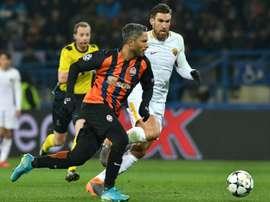 Marlos piace alla Roma. AFP