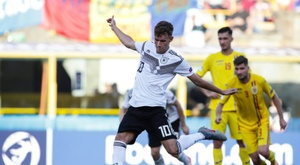 L'Allemagne renverse la Roumanie et se hisse en finale. AFP