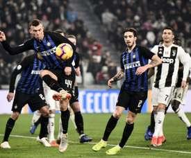 Juve e Inter na cola do novo talento. AFP
