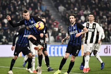 L'Atletico lorgne Perisic. AFP