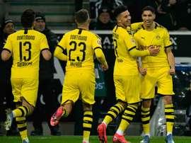 Uma Bundesliga recheada de gols. AFP