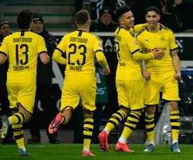 Oito jogadores podem deixar o Borussia. AFP