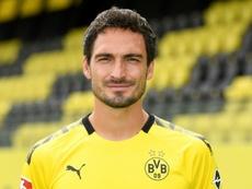 Dortmund lance un défi au Bayern. AFP